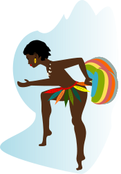 africa,dance,color