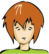 bad day,avatar,icon,clip art,public domain,image,svg,person,sad,boy,girl,media