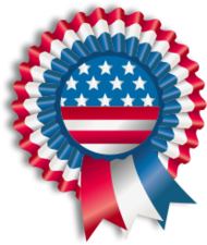 4th july,independence day,us,usa,america,ribbon,icon,holiday,event