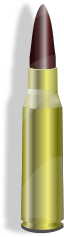 bullet,rifle,gun,war,clipart,ocal