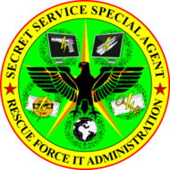 secret,service,special,agent,rescue,force,it,administration,badge,drakoon,jogdragoon