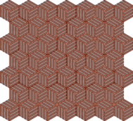 isometric,pattern,background,weave,embroidered