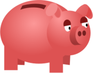piggy bank,pig,saving,money