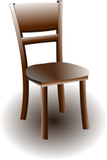 wood,chair,wooden chair,light brown wooden chair,furniture