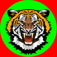 tiger,pop,color,mind,activating,activate,brain,gehirn,aktivierend,aktivieren,fare,drakoon,jogdragoon