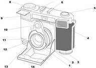 camera,camera vector,corel,free vector camera,vintage