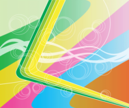 abstract,art,background,colorful,curve,design background,flowing lin,lin,modern,multi coloured,shape