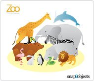 animal,bear,bird,cartoon,child,childish,cute,dolphin,elephant,fish,funny,giraffe,jungle,kid,lion,little,penguin,sea,sea creature,snake,stork,zebra,zoo