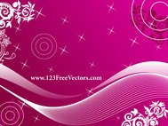 abstract,background,circle,curve,decoration,floral,flowing,line,pink,swirl