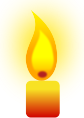 burning,candle,flame,fire,lightsource,media,clip art,public domain,image,png,svg