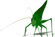 remix,animal,insect,blur effect,grasshopper,clip art,media,public domain,image,svg