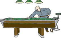 pool,billiards,pool player,bar,man,media,clip art,public domain,image,png,svg