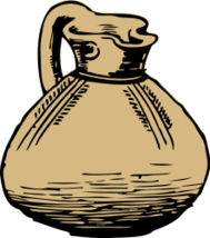 pottery,container,pitcher,jug,media,clip art,externalsource,public domain,image,png,svg
