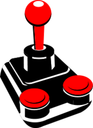 media,clip art,public domain,image,png,svg,joystick,game,computer,retro,arcade,classic