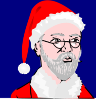 remix,people,man,face,ma,santa,claus,clip art,media,how i did it,public domain,image,png,svg,ma,ma