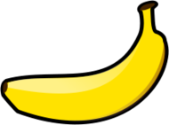 media,clip art,public domain,image,png,svg,fruit,food,exotic,banana