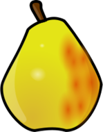 media,clip art,public domain,image,png,svg,food,fruit,pear
