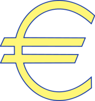 media,clip art,public domain,image,png,svg,money,finance,currency,symbol,euro,europe