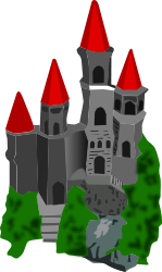 castle,fantasy,building,media,clip art,public domain,image,png,svg