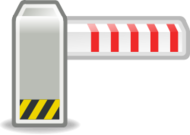 icon,guardrail,barrier,tango style,media,clip art,public domain,image,svg,png,train,semaphore