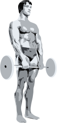 bodybuilding,posing,strength,weightlifter,dumbell,muscle,body,arnold,people,man,person