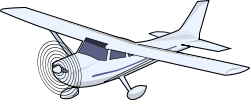 plane,cessna,media,clip art,public domain,image,svg