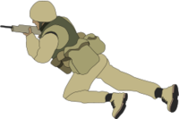 military,soldier,war,media,clip art,public domain,image,png,svg,crawling