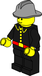 people,toy,figure,minifig,lego,job,fireman,media,clip art,public domain,image,png,svg