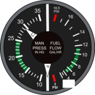 manifold pressure,fuel flow,gph,gallons per hour,media,clip art,public domain,image,png,svg