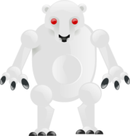 bear,metalic,robot,media,clip art,public domain,image,svg,png