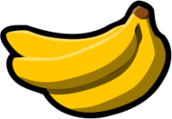 media,clip art,public domain,image,png,svg,food,fruit,banana,contour,icon