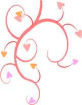 remix,vine,heart,swirl,curl,pink,valentine,clip art,media,public domain,image,svg,jpg,png,michaeldarkblue,growing,heart