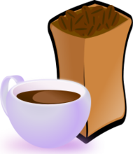 clip art,remix,media,public domain,image,png,svg,cup,coffee,coffee bean,bean,food,drink