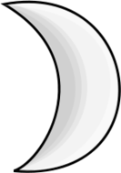 weather,meteorology,symbol,moon