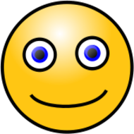 smiley,face,emoticon,emote,happy,simple,neutral,media,clip art,public domain,image,png,svg