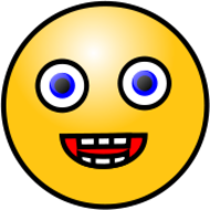 smiley,face,emoticon,emote,laugh,laughing,fun,media,clip art,public domain,image,png,svg
