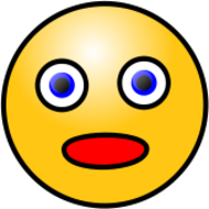 smiley,face,emoticon,emote,shocked,amazed,surprise,media,clip art,public domain,image,png,svg