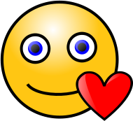 smiley,face,emoticon,emote,heart,love,valentine,media,clip art,public domain,image,png,svg