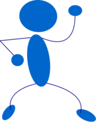 man,figure,blue,dance,media,clip art,public domain,image,png,svg