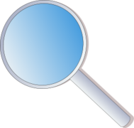 magnifying glass,search,enlarge,tool,optic