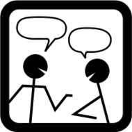 media,clip art,public domain,image,png,svg,computer,software,application,appicon,internet,chat,people,talk,basic,simple,monochrome,icon
