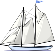 transportation,ship,boat,yacht,sail,sailing,schooner,media,clip art,public domain,image,png,svg