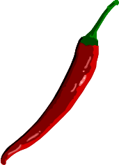 chili,red,vegetable,hot,spicy,pepper,media,clip art,public domain,image,svg