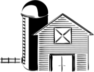 architecture,building,farm,barn,agriculture,media,clip art,public domain,image,svg