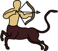 media,clip art,public domain,image,svg,zodiac,astrology,sagittarius