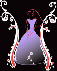 wedding bride silhouette,media,clip art,public domain,image,png,svg