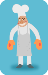 chef,cartoon,cook,media,clip art,public domain,image,svg,png