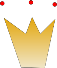 cartoon,royal,golden,crown