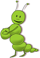 caterpillar,green,comic,media,clip art,public domain,image,png,svg