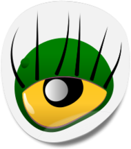 media,clip art,public domain,image,svg,sticker,monster,eye,cartoon